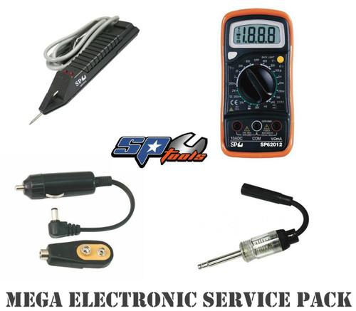 SP Tools Electronic Measurement Mega Pack. Incredible Value!