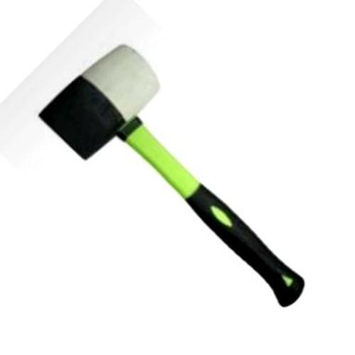 Striker Rubber Mallet Black/White Head 900G (32Oz)
