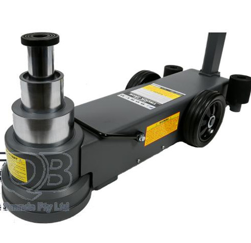 Borum Industrial Air Actuated 3 Stage Truck Jack  50,000kg