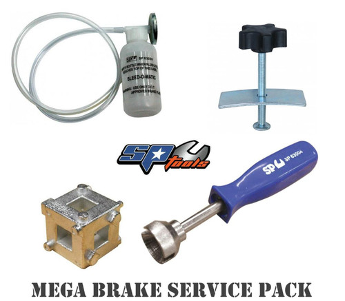 SP Tools Mega Brake Service Bonus Pack. Ridiculous price!