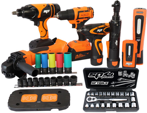 SP Tools Ultimate Power Combo Kit. Massive value!