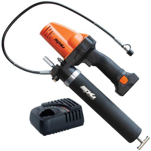 SP Tools  16V Industrial Grease Gun Kit  2.0AH