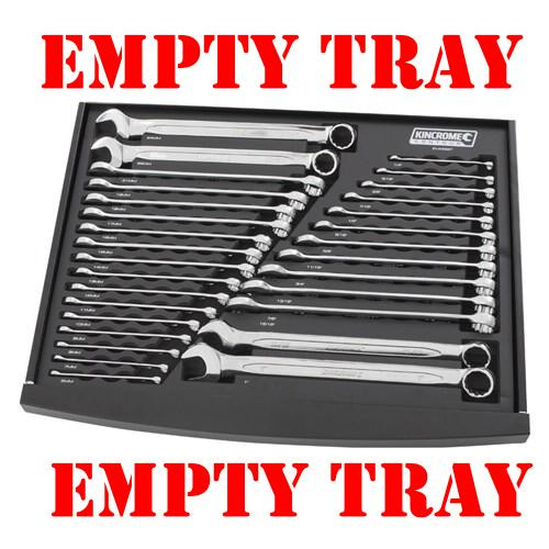 Kincrome EMPTY EVA Tray For Mirror Polish Spanners