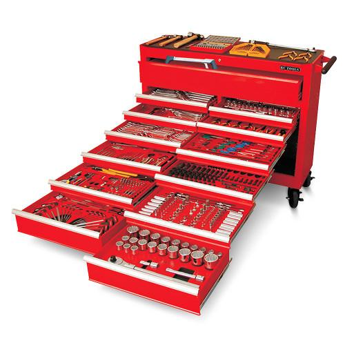 KC Tools 694 Pce Mega AF/MM Toolkit Workshop