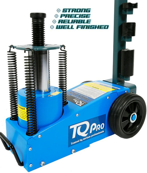 TQPro Expert Series Truck Jack Air Actuated Single Stage 20,000kg