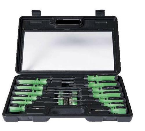 Transquip Trade Series 33 Pce Screwdriver Set