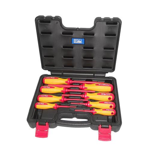 SP34042 SP Tools Ultimate Electricians Screwdriver Set