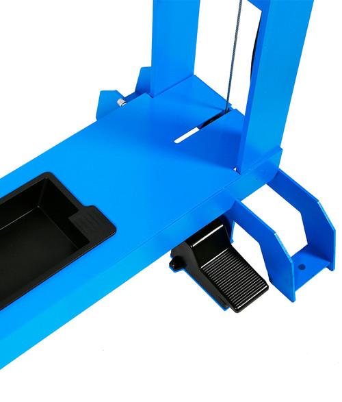 TQ Pro Industrial Series Air/Hydraulic Press 50000kg