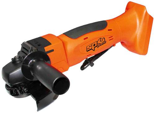 """SP Tools 18V Brushless 5"""" Cut Off & Angle Grinder."""