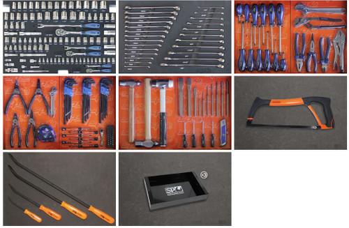 SP Tools 244pc Metric Imperial Toolkit. Hot Price!
