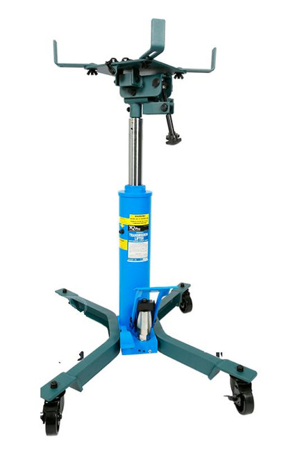 Specifications  Safe Working Capacity: 500kg  Maximum Height: 1940 mm Minimum Height: 940mm 2 Stage Lift Ram travel: 1st=490mm 2nd=510mm Cradle Size: 280x280mm (480x480mm Max.) Forward Tilt: 55° Rearward Tilt: 91° Left Tilt: 55° Right Tilt: 16° Base Dimensions: 610 x 740mm Nett Weight: 65kg Carton: 840 x 530 x 280mm Gross Weight: 79kg