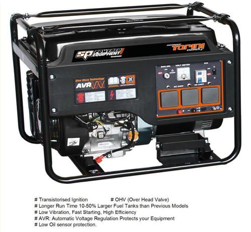 SP Tools 11Hp Industrial Series Generator.