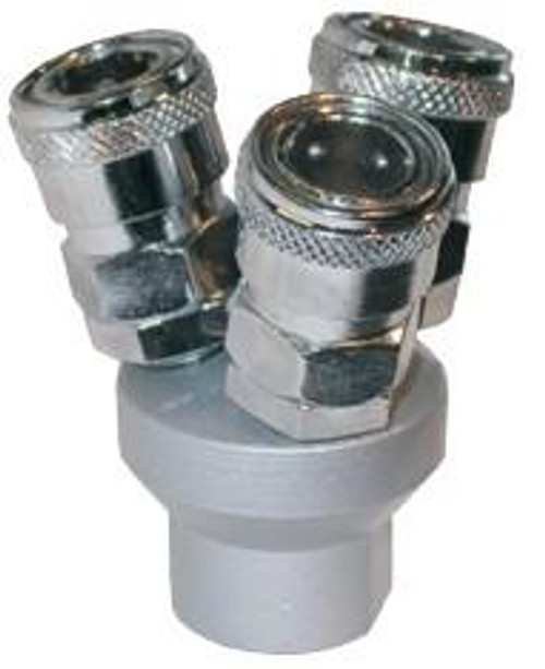 WorkForce 3 Way Cluster Coupler Nitto Compatible