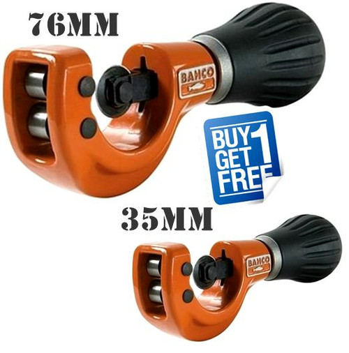 Bahco Tube Cutter Duo Pack 6-35mm & 35-76mm