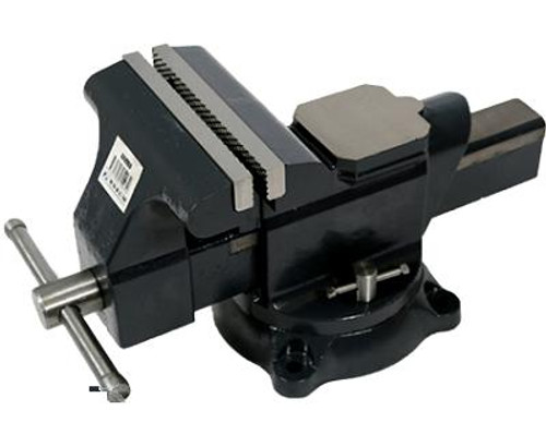 Borum SG Iron Trade Bench Vice Swivel + Anvil 150mm
