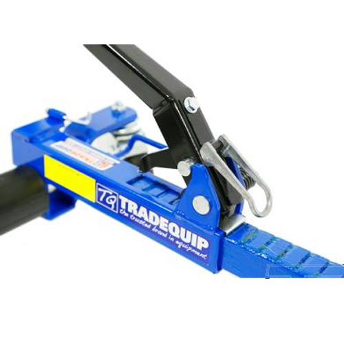 Tradequip Ratcheting 680kg Vehicle Positioning Jacks Heavy Duty.
