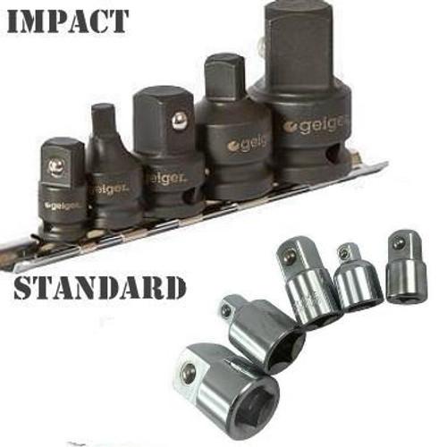 Geiger Impact Multi Socket Adaptor + Bonus Standard Set