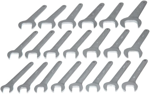 Super Grip 21 Pce Jumbo Wrench Set. Sizes up to 50mm