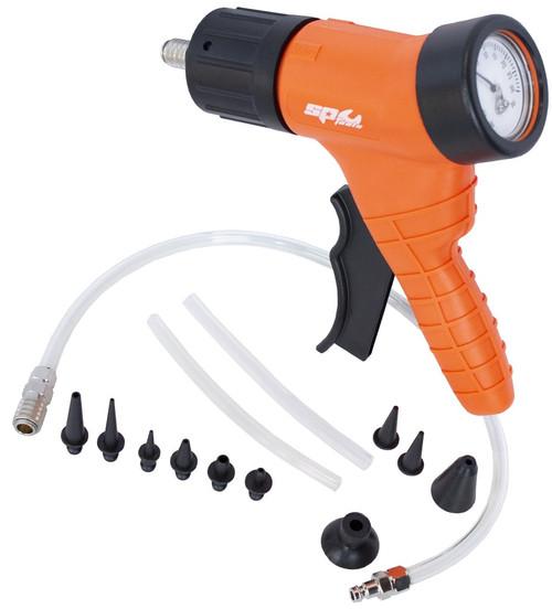 SP Tools Diagnostic Pump Kit Dual 2 Way Quick Switch
