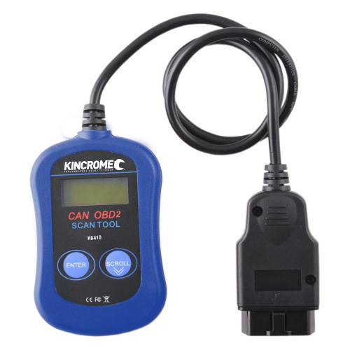 K8410 Kincrome Scan Tools OBD2 Enabled