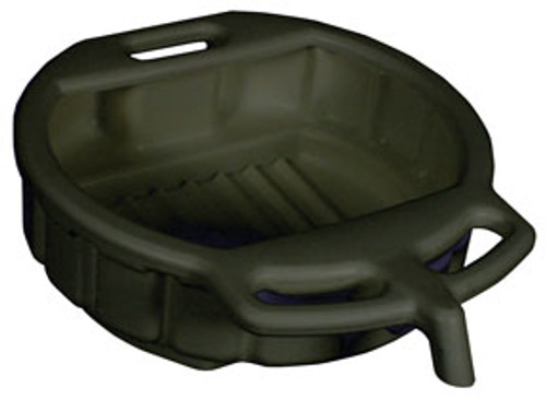 WorkForce 8L Oil Drain Pan Trade Series.