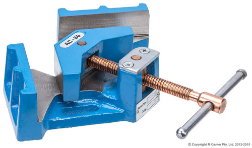 Geiger Heavy Duty Welders Vice 60mm Jaw