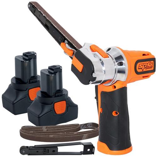 SP Tools 16V Belt Sander 65000rpm