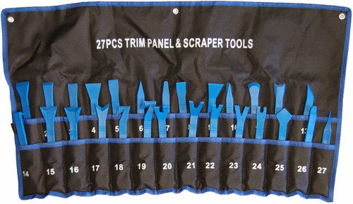 WinMax 27Pce Trim Panel And Scraper Set. Hot Price!