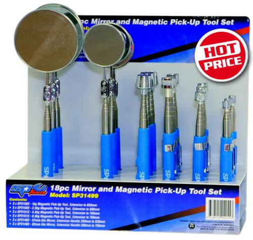 SP Mega Inspection Mirror & Mag Pickup Pack.