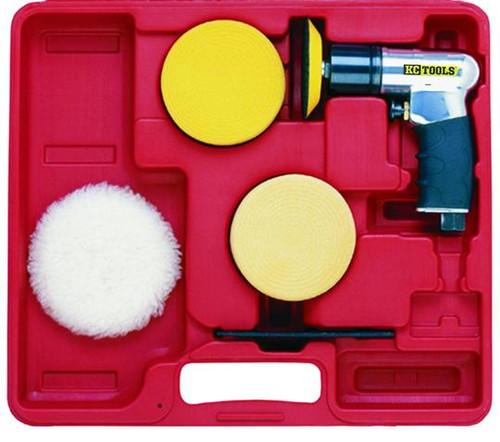 KC Tools Mini Series Polisher Kit