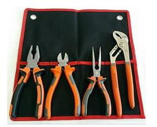Harden Trade Quality 4pce Mechanics Plier Set