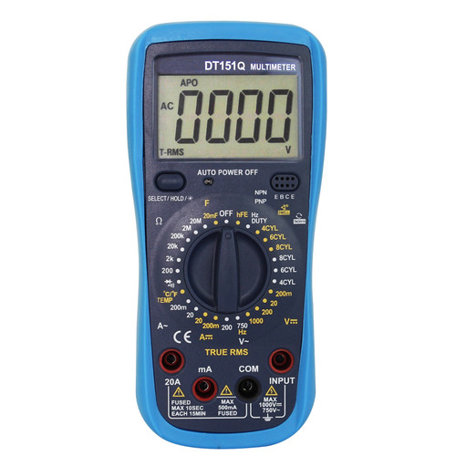 PSI Tools Professional Multimeter Fully Featured.