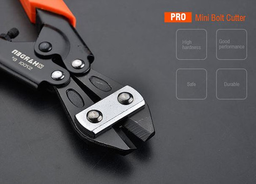 """Harden Hi-Tensile Professional 8"""" Mini Bolt Cutter"""