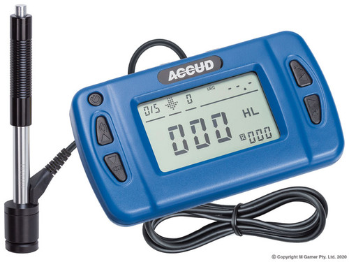 AC-HL350 Accud Portable Hardness Tester