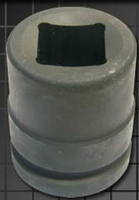 "Geiger Impact 3/4"" 17mm Square Impact Socket."