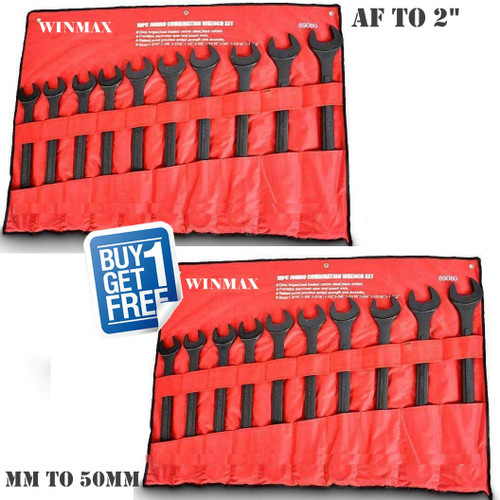 Wimax MM & AF 21pce Jumbo Spanners Clearance Pack