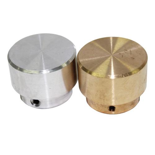 ALLUMINIUM & BRASS HEADS FOR 50MM SP HAMMER SP30426