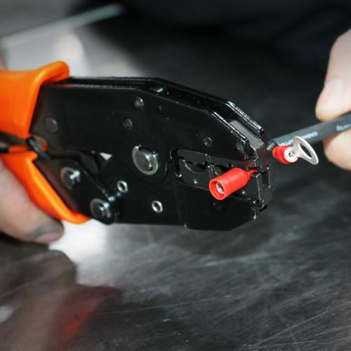 SP Tools Ratcheting Crimper  0.5 to 6mm