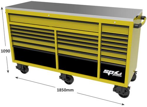 SP USA Sumo Limited Edition 708Pce Mega Tool Station Kit