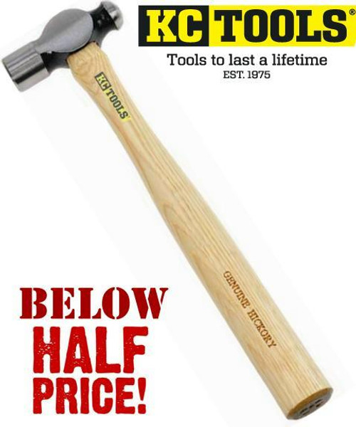 KC Tools Professional Ball Pein Hammer 32oz. Limited Stock!