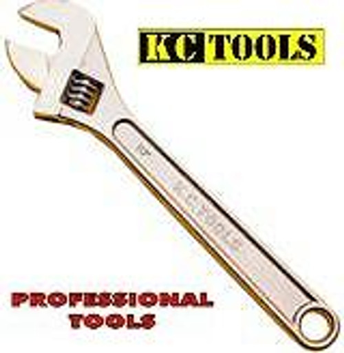 KC Tools ADJUSTABLE WRENCH 4 inch (100MM) A13027