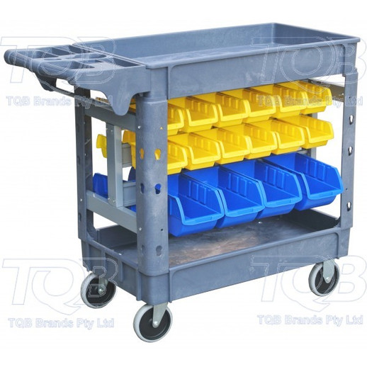 Polymer Construction The New Breed Of Workshop Service Carts!