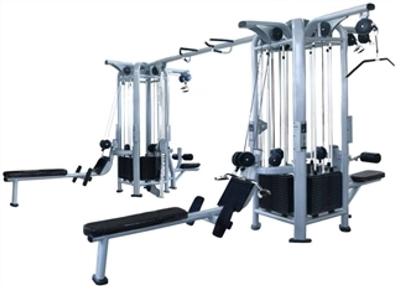 Multi Stack Gym Systems