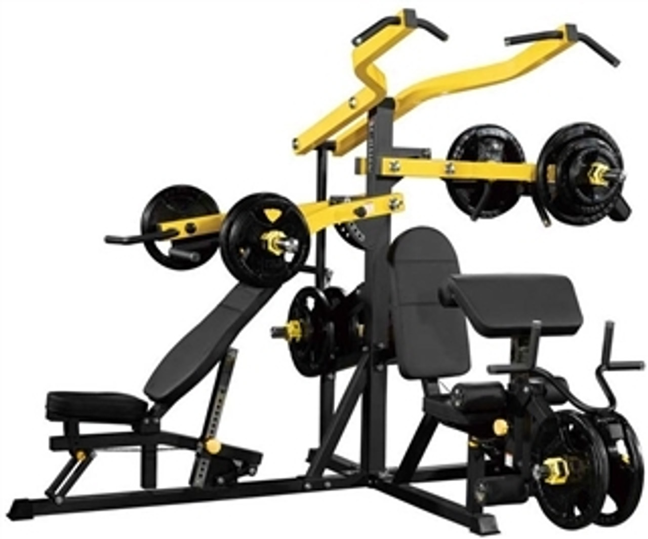 Freeweight Gym Systems