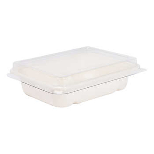Eco Guardian 32-oz Rectangular Food Container Pack of 25