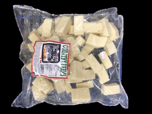 Country Farms Parmesan Cubes 2kg