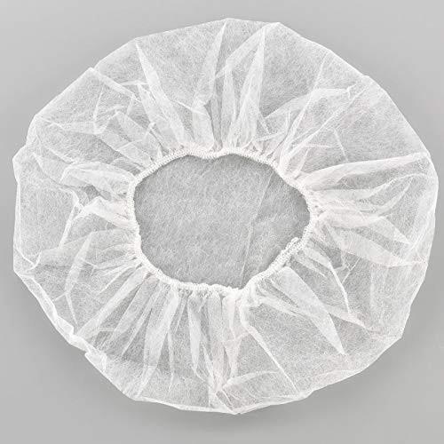 White Hairnet 100/Pack