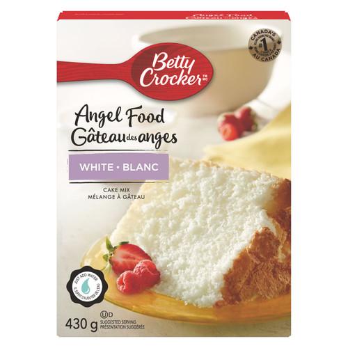 Angel Food White Cake Mix 430g