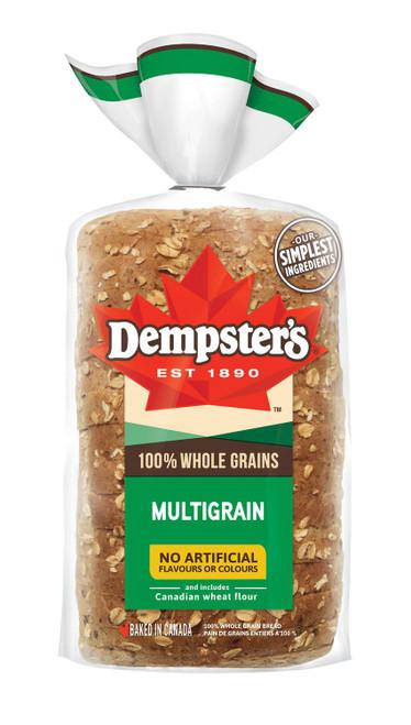 100% Whole Grains Multigrain  1 Loaf