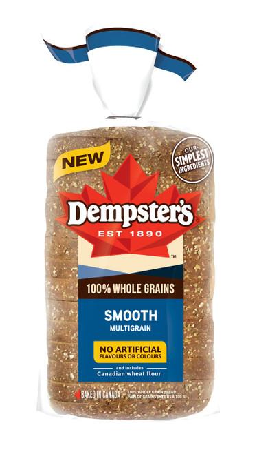 100% Whole Grains Smooth Multigrain 1 Loaf